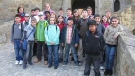 Ausflug zur Burg Kreuzenstein – 4B
