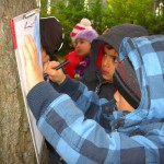 Ausflug zum Baumlehrpfad in Schönbrunn