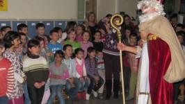 Besuch vom Nikolaus 2011