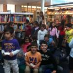 Besuch in der Hauptbibliothek