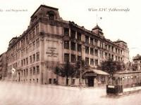 Unsere Schule vor vielen Jahren