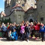 Von Rittern und Burgen