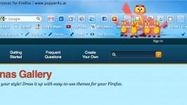 Personas für Ihren Firefox