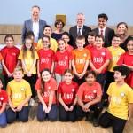 Feierliche Eröffnung im Zoom Kindermuseum