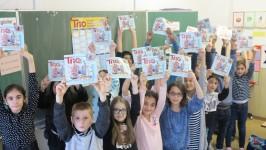 Trio: Wir lesen mehrsprachig