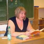 Lesung mit Berta Berger
