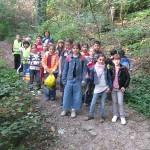 Ausflug in den Dehnepark